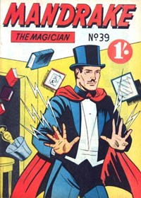 Mandrake the Magician (Yaffa/Page, 1966 series) #39 — Untitled