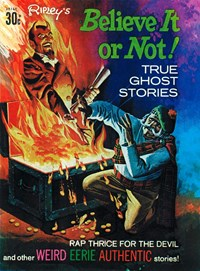 Ripley's Believe It or Not! True Ghost Stories (Rosnock/SPPL, 1975) #25161 (1975)