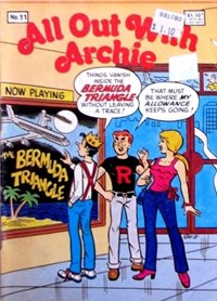 All Out With Archie (Yaffa Publishing, 1980? series) #11