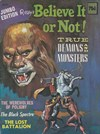 Ripley's Believe It or Not! True Demons and Monsters Jumbo Edition (Magman, 1979) #49015 (1979)