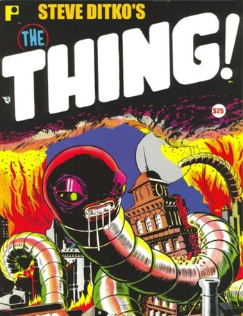 Steve Ditko's The Thing!