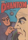 The Phantom (Frew, 1983 series) #728 ([September 1981?])
