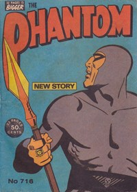 The Phantom (Frew, 1983 series) #716 ([April 1981])