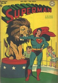Superman (DC, 1939 series) #50 (January-February 1948)