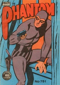 The Phantom (Frew, 1983 series) #751 ([August 1982?])