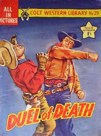 Colt Western Library (Approved, 1955 series) #29