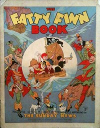 The Fatty Finn Book (Publications Limited, 1929? series) #2 ([1929?])