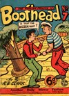 Boofhead (Invincible, 1945 series) #7 ([August 1948?]) —The Foolish Frolics of Boofhead