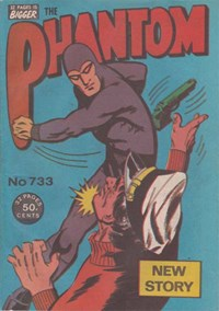 The Phantom (Frew, 1983 series) #733 ([December 1981?])