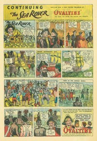 Superman All Color Comics (KGM, 1947 series) #7 — Untitled (page 1)