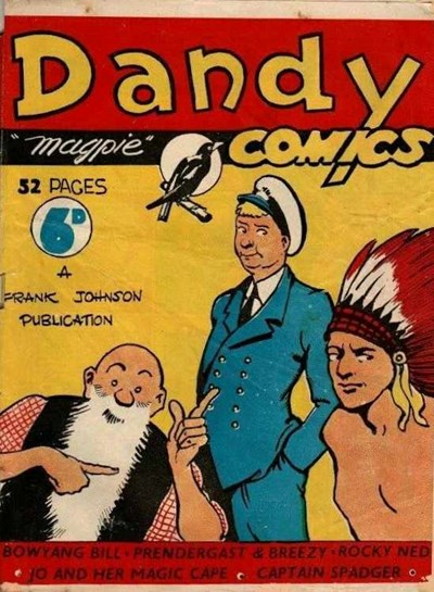 Dandy Comics (Frank Johnson, 1947?)  ([1946?])