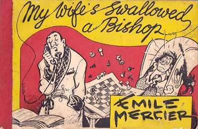 My Wife's Swallowed a Bishop (A&R, 1958)  (1958)