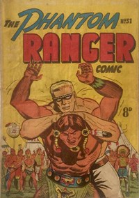 The Phantom Ranger (Frew, 1952 series) #31 ([April 1952?])