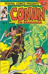 Conan the Barbarian (Federal, 1984 series) #2 ([July 1984])