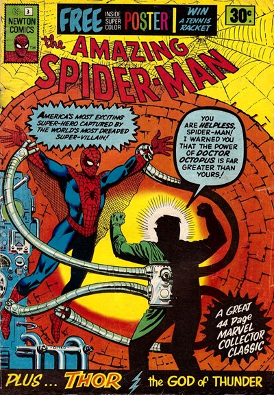 The Amazing Spider-Man (Newton, 1974 series) #3 (June 1975)