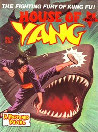 House of Yang (Gredown, 1976 series) #2 — A Poisoned Pearl