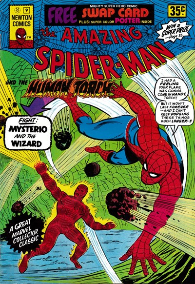 The Amazing Spider-Man (Newton, 1974 series) #9 ([September 1975?])