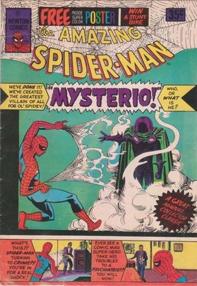 The Amazing Spider-Man (Newton, 1974 series) #14 (December 1975)
