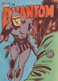 The Phantom (Frew, 1983 series) #741 ([March 1982?])
