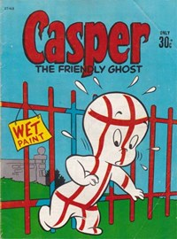 Casper the Friendly Ghost (Rosnock/SPPL, 1975) #25168 (1975)
