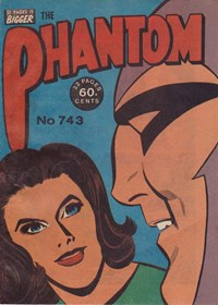 The Phantom (Frew, 1983 series) #743 (April 1982)
