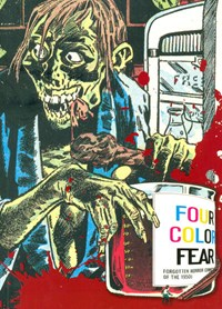 Four Color Fear (Fantagraphics, 2010 series)  — Untitled