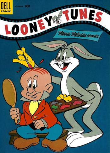 Looney Tunes and Merrie Melodies Comics (Dell, 1954 series) #157 (November 1954)