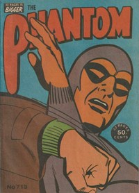 The Phantom (Frew, 1983 series) #713 ([March 1981])