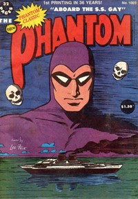 The Phantom (Frew, 1983 series) #1003 [1031] (February 1992) — Aboard the S.S. Gay