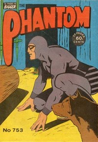 The Phantom (Frew, 1983 series) #753 (September 1982)