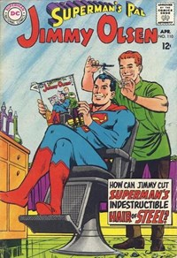 Superman's Pal, Jimmy Olsen (DC, 1954 series) #110 — Untitled