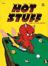 Hot Stuff The Little Devil (Rosnock/SPPL, 1975) #25098 (April 1975)