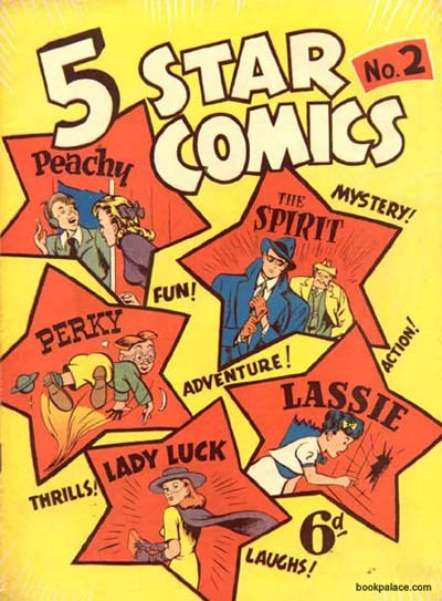 5 Star Comics (Young's, 1949? series) #2 ([1949?])