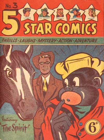 5 Star Comics (Young's, 1949? series) #3 ([1949?])