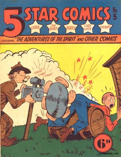5 Star Comics (Young's, 1949? series) #5 ([1949?])