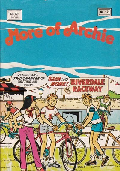More of Archie (Yaffa, 1980? series) #12 ([198-??])