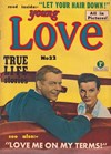 Young Love (Atlas, 1951? series) #32 ([1954?])