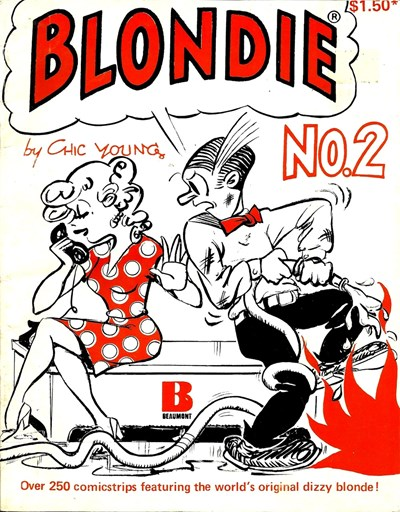Blondie (Beaumont, 1977? series) #2 ([1977?])