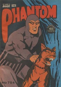 The Phantom (Frew, 1983 series) #754 ([September 1982?])
