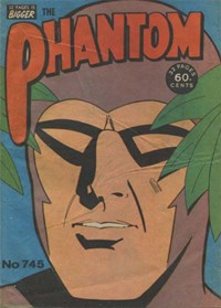 The Phantom (Frew, 1983 series) #745 ([May 1982?])
