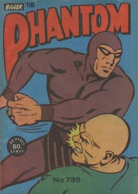 The Phantom (Frew, 1983 series) #736 ([January 1982?])