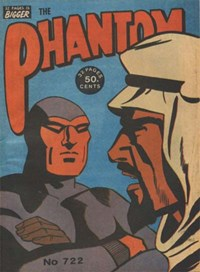 The Phantom (Frew, 1983 series) #722 (July 1981)