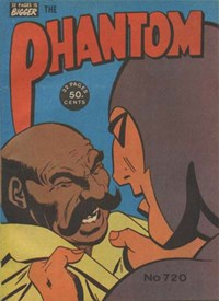 The Phantom (Frew, 1983 series) #720 (June 1981)