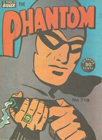 The Phantom (Frew, 1983 series) #718 ([May 1981?])