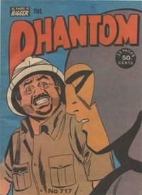 The Phantom (Frew, 1983 series) #717 ([May 1981?])