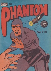 The Phantom (Frew, 1983 series) #710 ([January 1981])