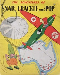 "The Adventures of ""Snap, Crackle and Pop"" (Kellog, 192-? series)  ([1930?])"