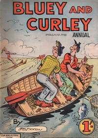 Bluey and Curley Annual (Herald, 1946? series)  — Untitled