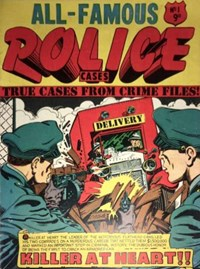 All-Famous Police Cases (Action Comics, 1956? series) #1