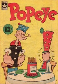 Popeye (Yaffa/Page, 1967? series)  — Untitled (Cover)